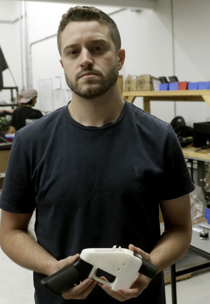 Cody Wilson is accused of having sex with an underage girl and paying her $500 afterward.