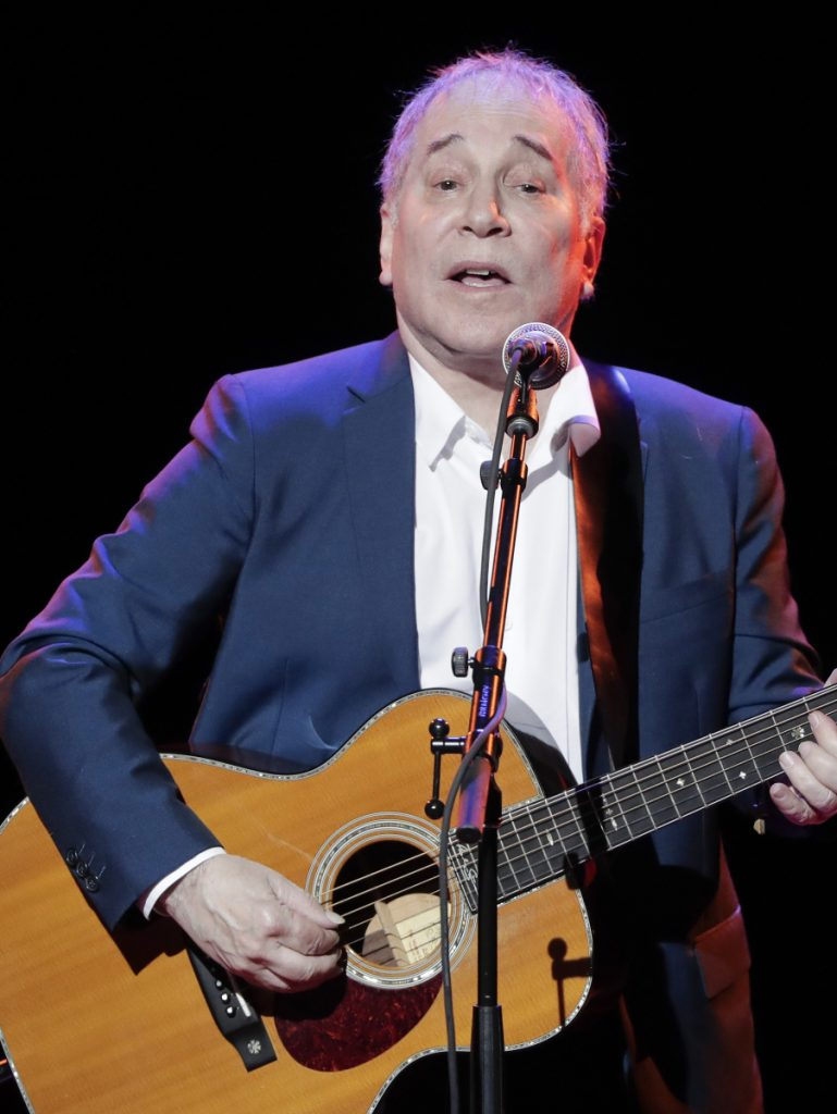 While Paul Simon may still do occasional shows, he apparently ended his touring life Saturday night.