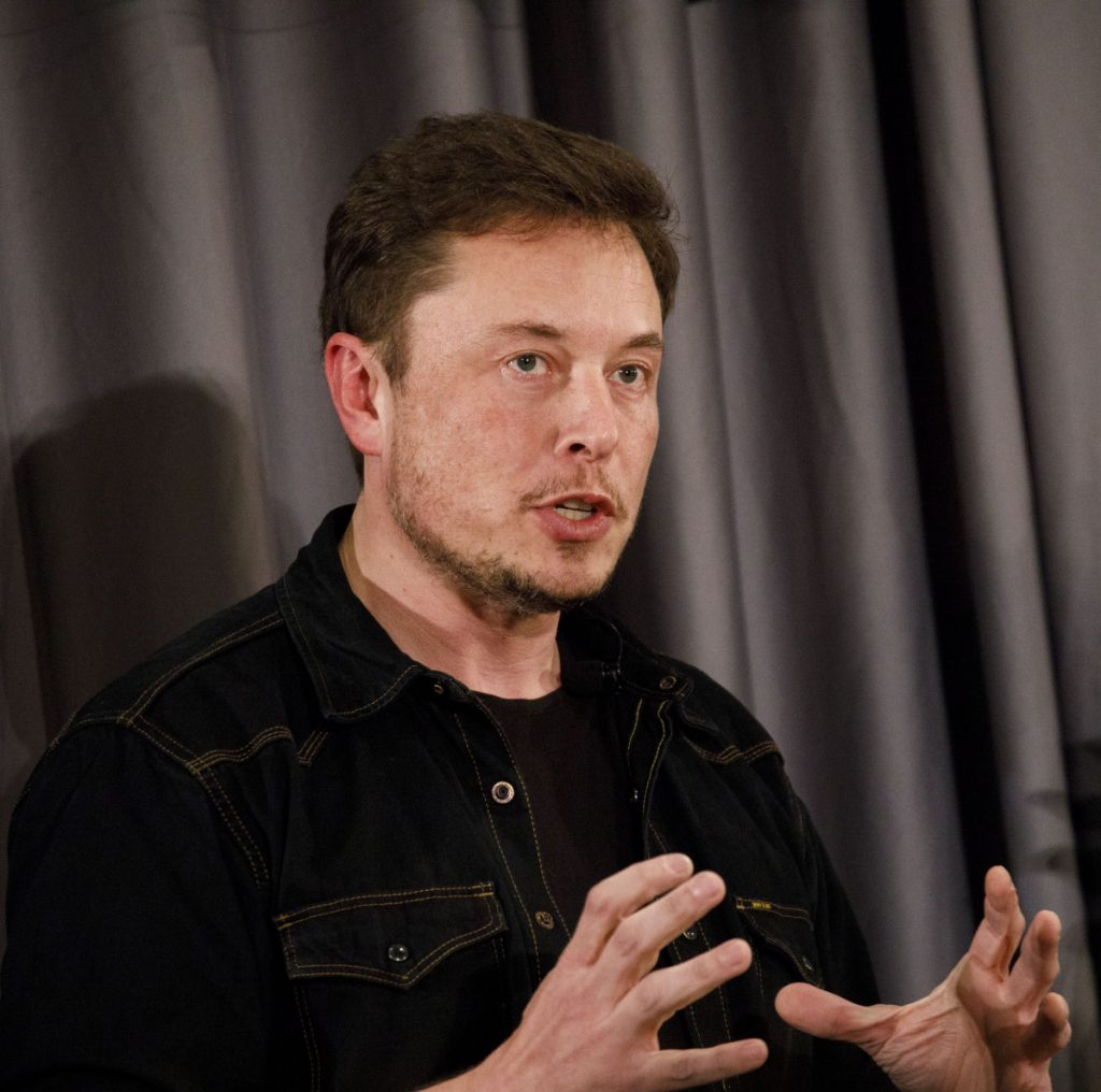 U.S. securities regulators are asking a federal court to oust Tesla CEO Elon Musk, alleging that he committed securities fraud. Bloomberg/ Patrick T. Fallon