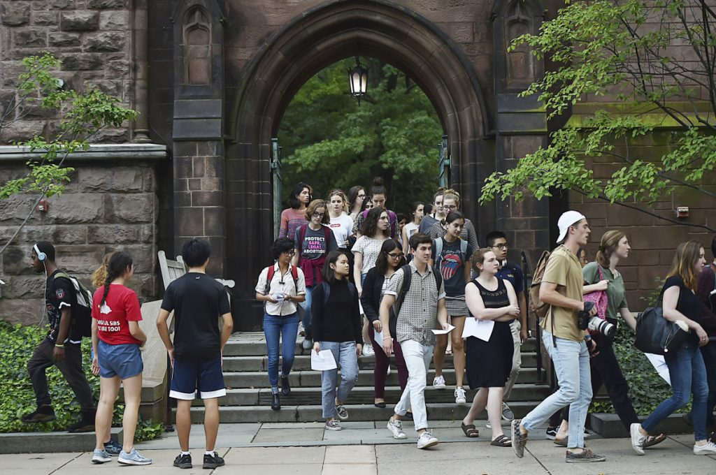 Yale's admission practices aim for a diverse student body, according to the university's president.