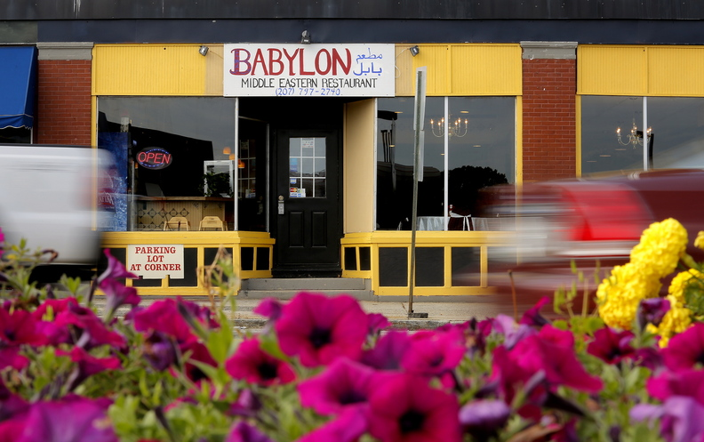 Babylon Restaurant on Forest Avenue has closed and is looking for a new location.