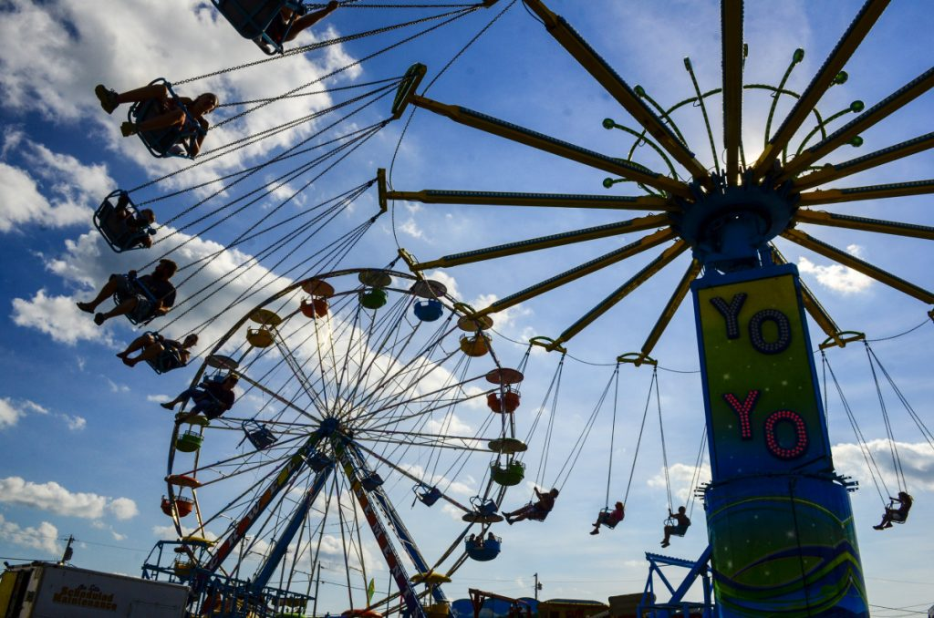 Windsor Fair Closes With Horsepower Under Hoods And On