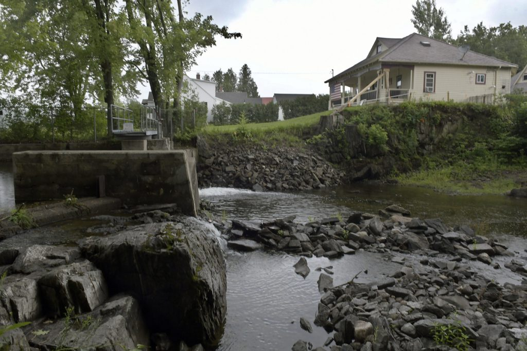 Winthrop has agreed to spend about $19,000 to help a local family whose home is threatened by an eroding stream bank.