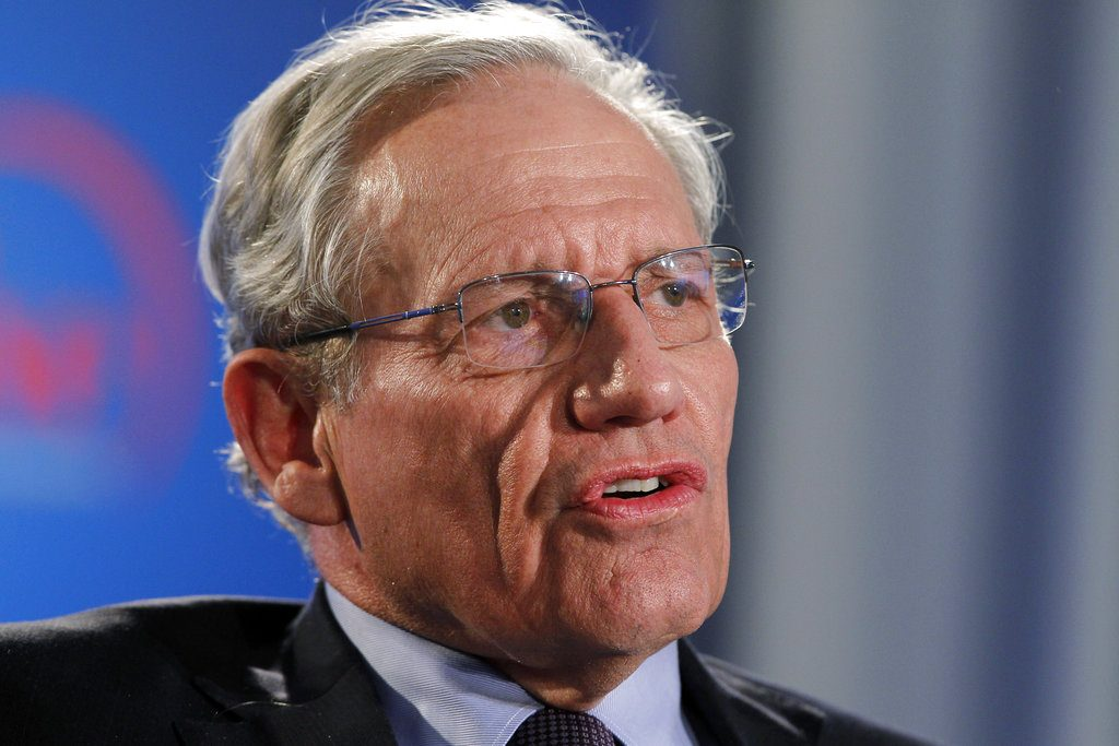 Details are starting to come out from journalist Bob Woodward's forthcoming book on President Donald Trump's first 18 months in office.