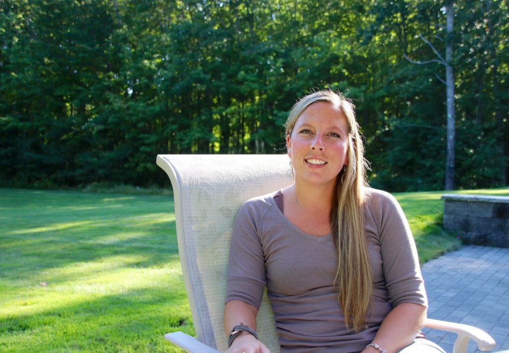 Former Kennebunk High School teacher Jill Lamontagne, acquitted in July by a jury on sex charges involving a student, talked about her life and what may be next during an interview at her home Saturday.