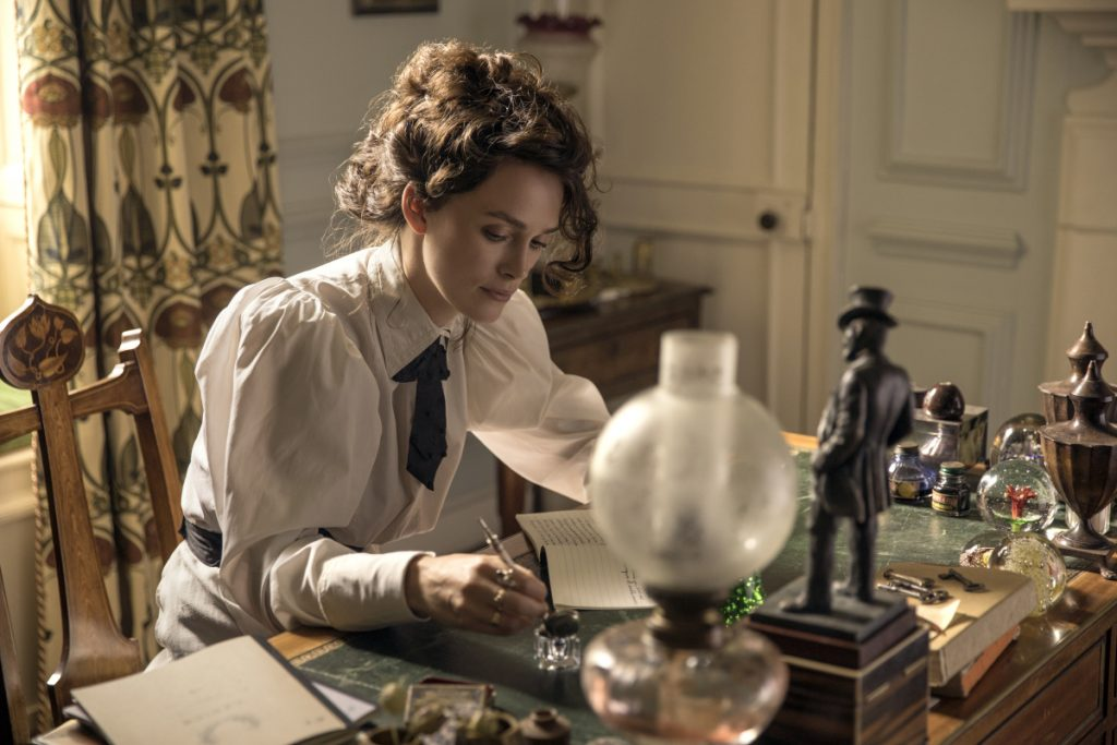 "Keira Knightley stars as the title role in ""Colette,"" a Bleecker Street release."