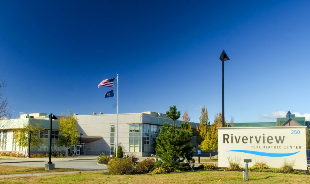 Riverview Psychiatric Center, shown Thursday on the east side of Augusta, might be about to get its certification back, as well as the eligibility for federal funding that comes with it.