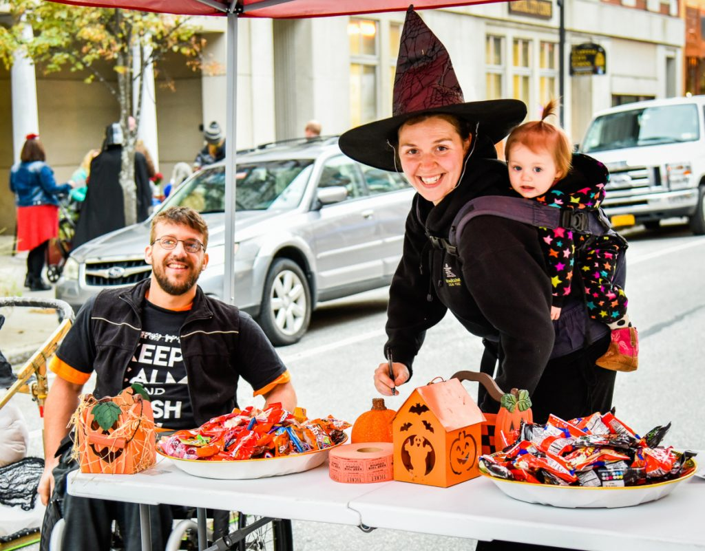Augusta Halloween Pub Crawl 2020 Trick or Treat event brings families, ghosts, ghouls to downtown