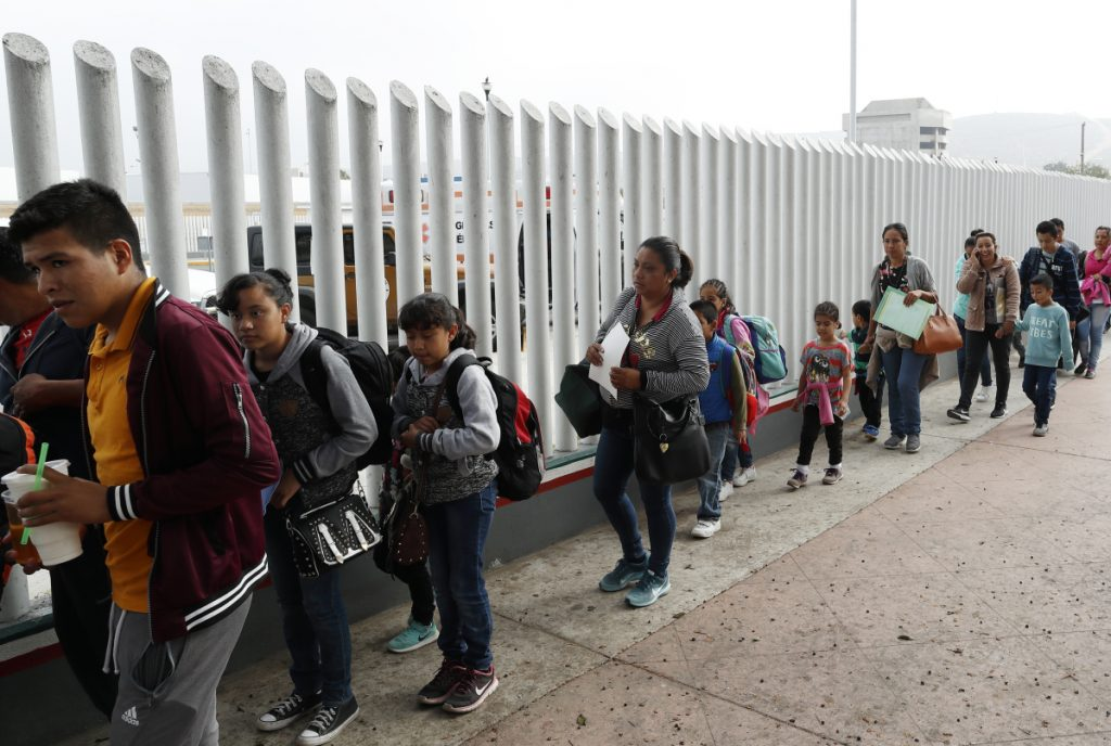 "A federal watchdog says immigration officials weren't ready to manage the White House's ""zero tolerance"" policy at the Southwest border with Mexico."