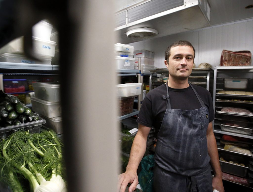 When he needed help with sourcing and ordering locally grown ingredients to supply his expanding restaurant empire, Mike Wiley got help from the Forager tech company.