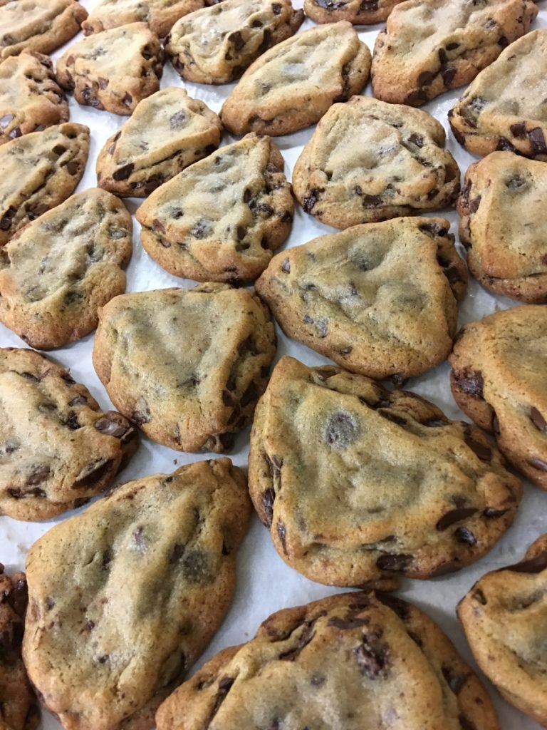 Individual cookies cost $1.25-$1.75 depending on the flavor.