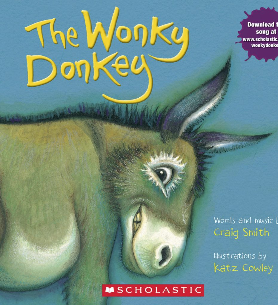 """Craig Smith's """"The Wonky Donkey"""" is outselling hit books like Bob Woodward's """"Fear."""""""