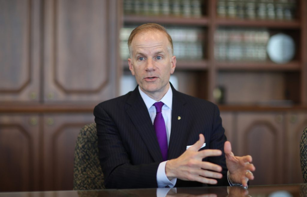 All Pennsylvania dioceses have been subpoenaed under the purview of U.S. Attorney William McSwain.