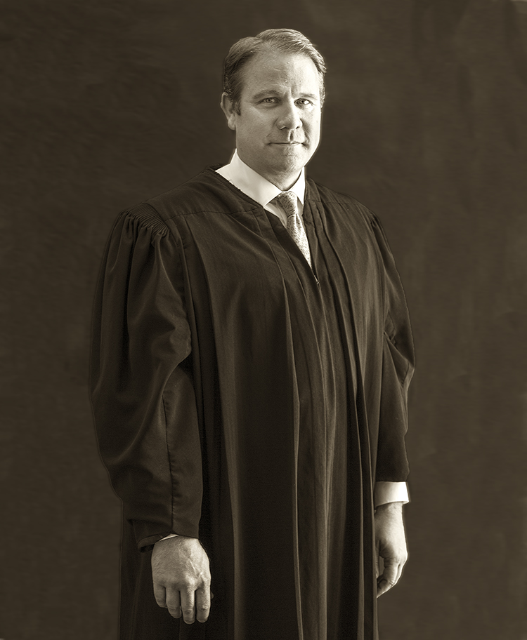 Judge Lance Walker