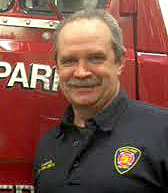 New Gloucester Fire Chief James Ladewig