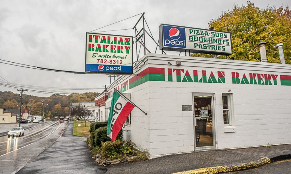 The Italian Bakery, on Bartlett Street in Lewiston, will see new ownership on Jan. 1, 2019.