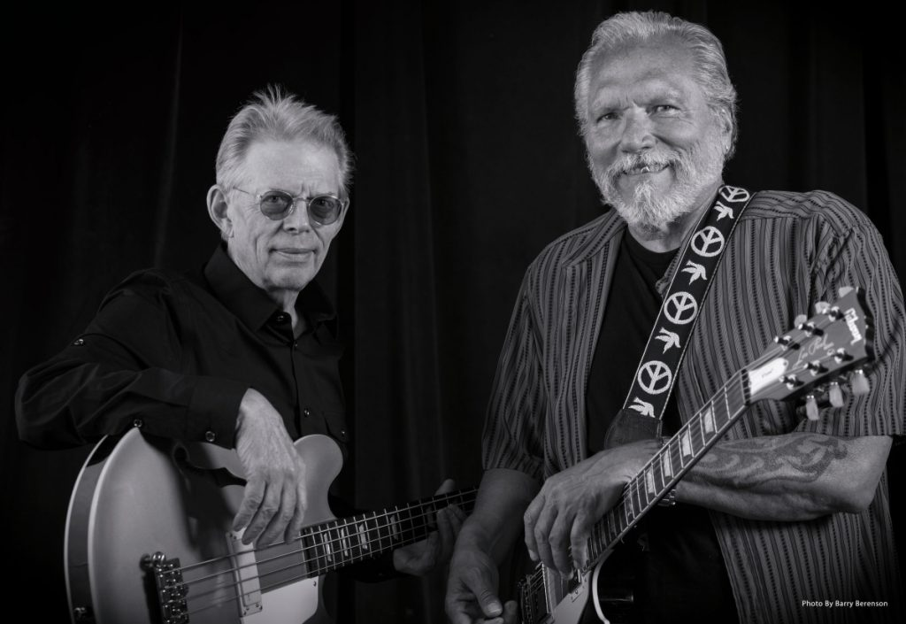 Jack Casady, left, and Jorma Kaukonen.