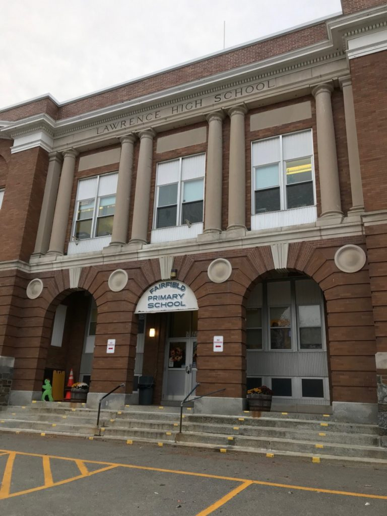 Fairfield Primary School is scheduled to host a Maine State Board of Education Meeting on Dec. 12. The 112-year-old building was identified earlier this year as the top school construction funding priority by the state.