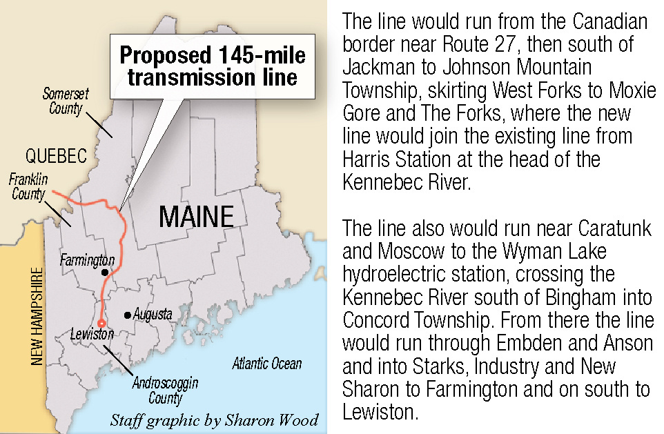 Jackman Joins Resistance Against Cmp Power Line Project