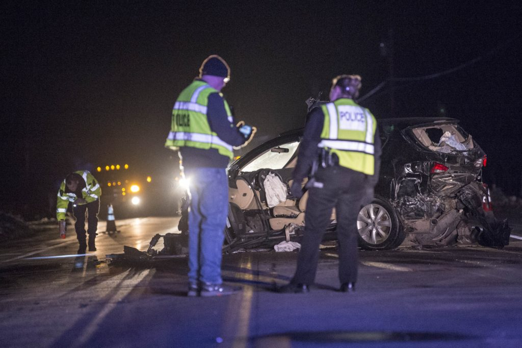 Multi-vehicle accident backs up traffic on Route 139 in