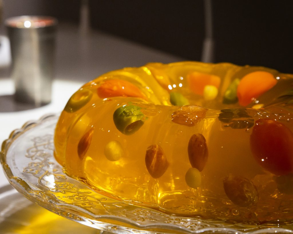 Some Americans might be surprised that Jello-O salad doesn't appeal to everyone.