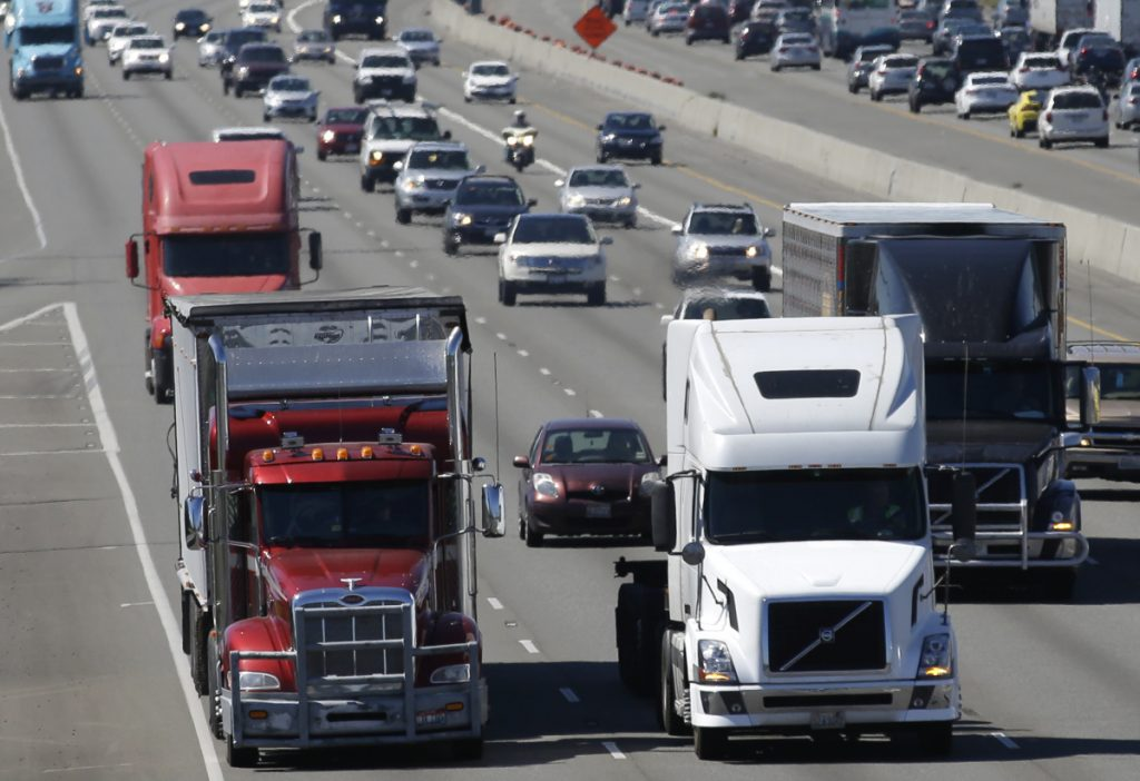 Regulations on nitrogen oxide emissions from heavy trucks have not been revamped since 2000.