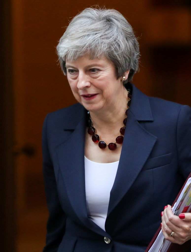 British Premier Theresa May still faces opposition from pro-Brexit and pro-EU legislators.