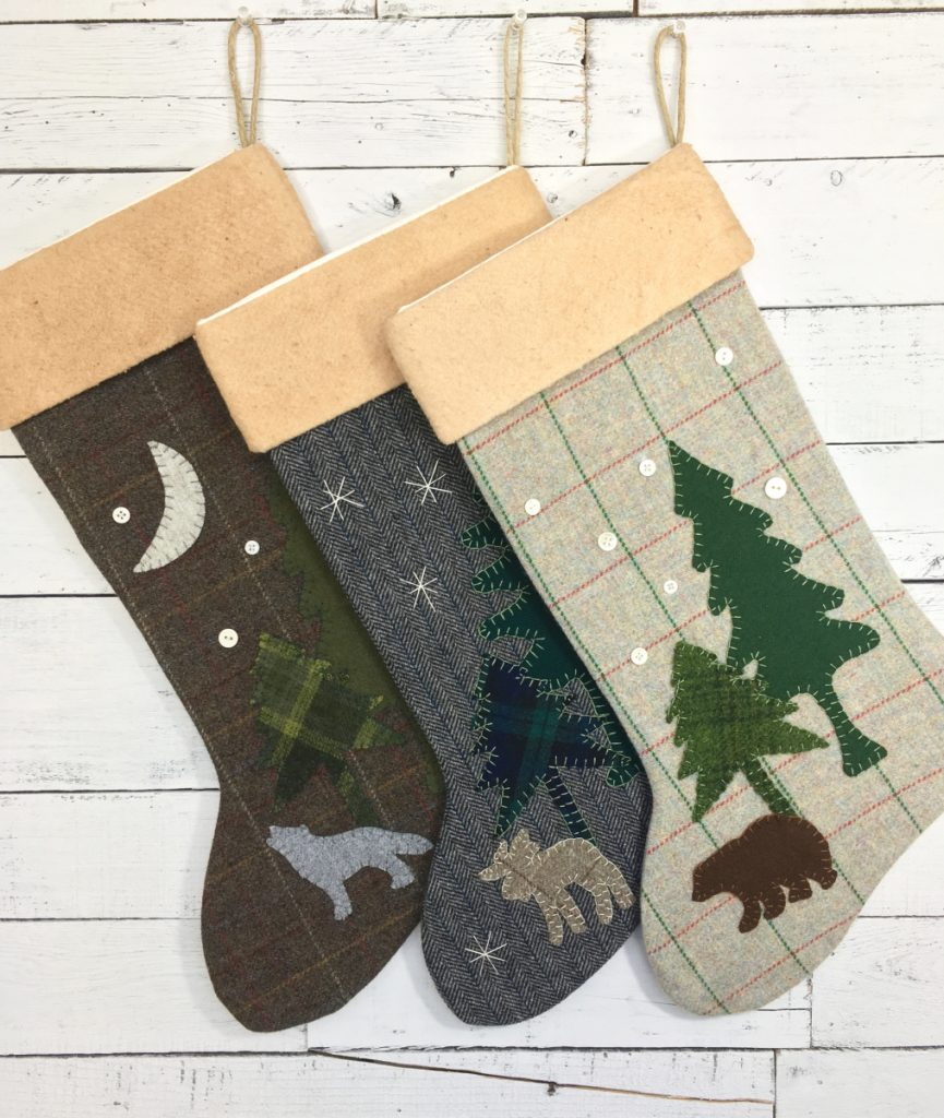 Glenna Oliver's stockings cost $79 each and are only sold online.