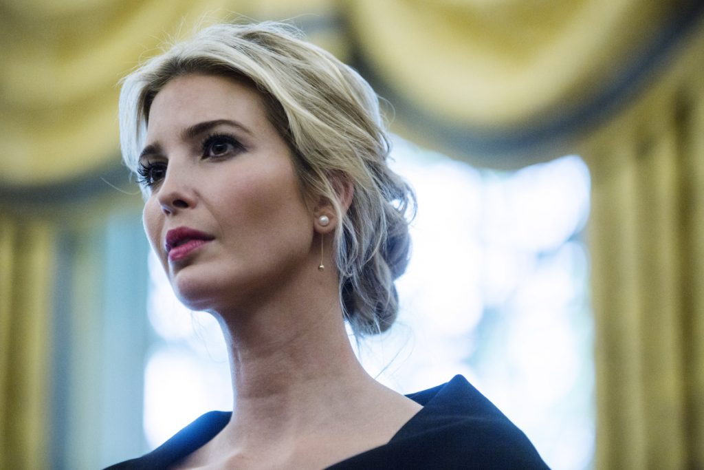 Ivanka Trump's use of private accounts for emails was for scheduling, and contained no classified data, her lawyer says.
