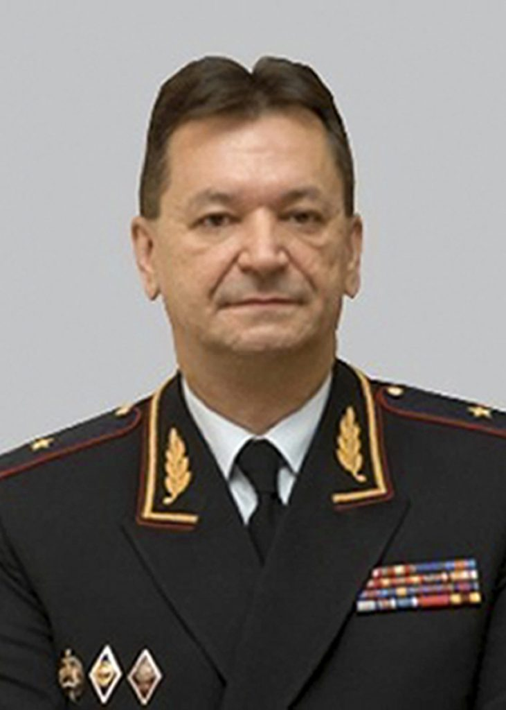 Alexander Prokopchuk, a Russian general, is the front-runner for the Interpol presidency.