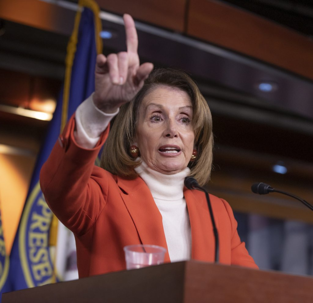 The move by Nancy Pelosi, above, to revive the elections-access subcommittee and make Rep. Marcia Fudge the incoming chair should add to her votes for speaker.