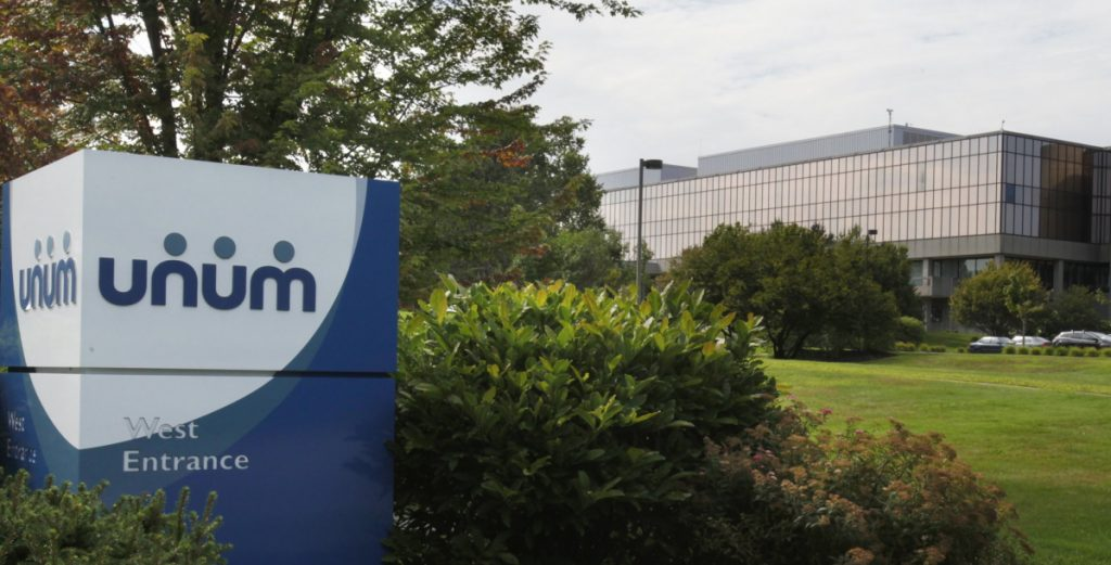 Unum is expecting at least 37,000 customer calls Monday between its three centers around the U.S. During an extended nine-hour shift, employees can average over 60 calls.