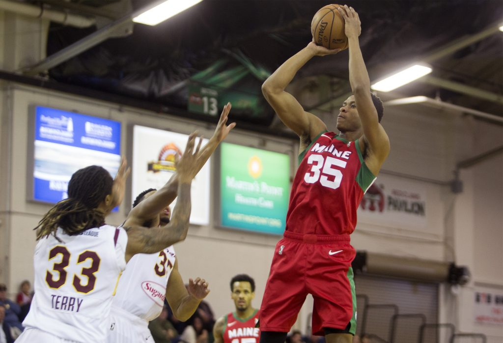 Former Red Claw leads visiting Canton to 113-101 victory