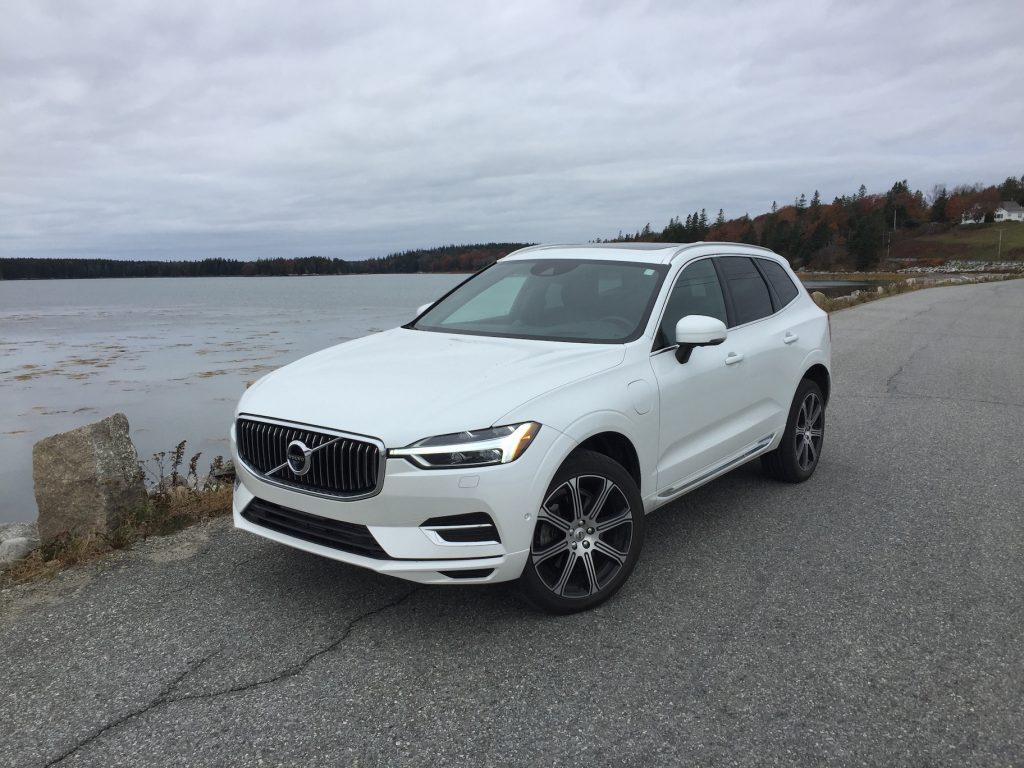 When it was introduced, many experts called the XC60 the best Volvo in the lineup for several years. (Photo by Tim Plouff. Location: The causeway at Sunshine, Deer Isle, Maine.)