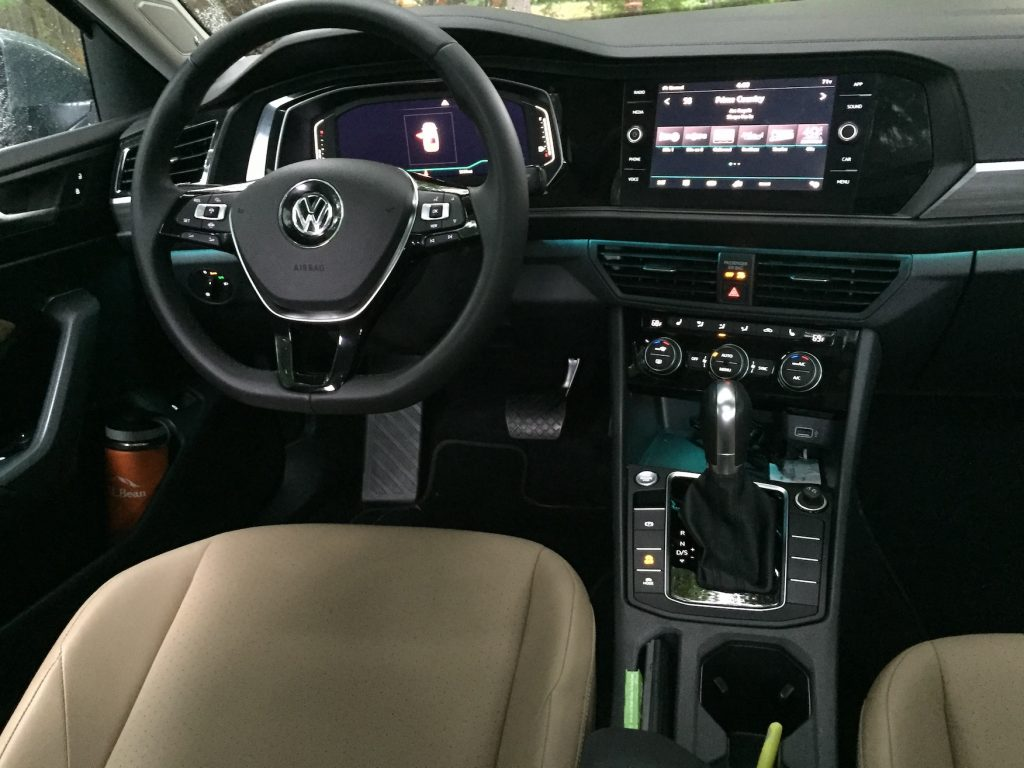 SEL trim features include Beats Audio system w/XM. (Photo by Tim Plouff)