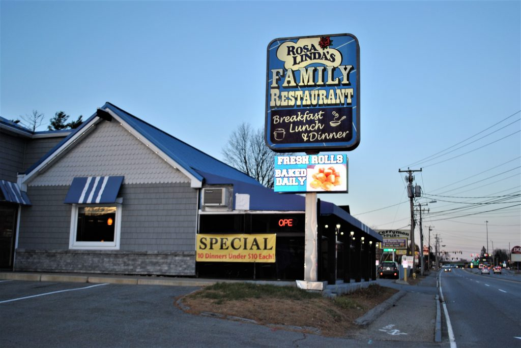 A developer is proposing to tear down Rosa Linda's Family Restaurant at 506 Main St. in Saco and build an urgent care center.