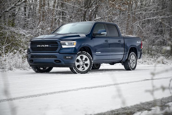 The Ram is the reigning Winter Vehicle of the Year, as voted by the New England Motor Press Association. (FCA photo)