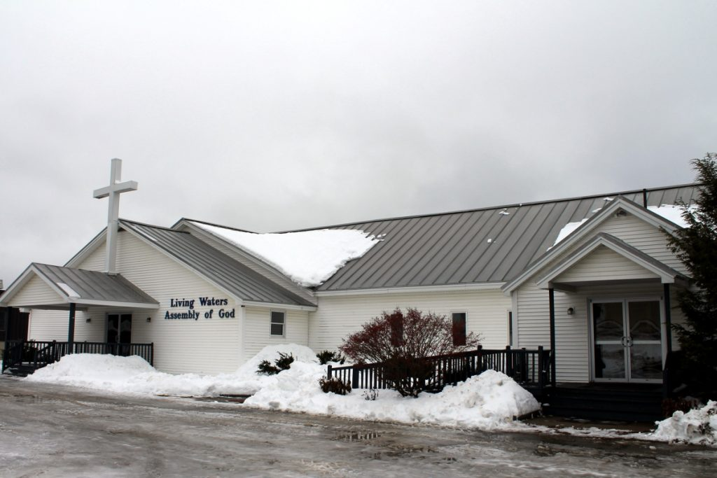 Western Maine Homeless Outreach will host an open house and Cookie-Palooza on Sunday, Dec. 16, from 2 to 4 p.m. The outreach is located at Living Waters Assembly of God, 247 Wilton Road, Farmington.