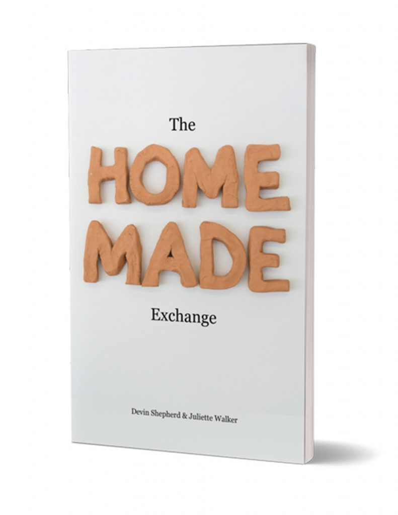 The Homemade Exchange book cover.