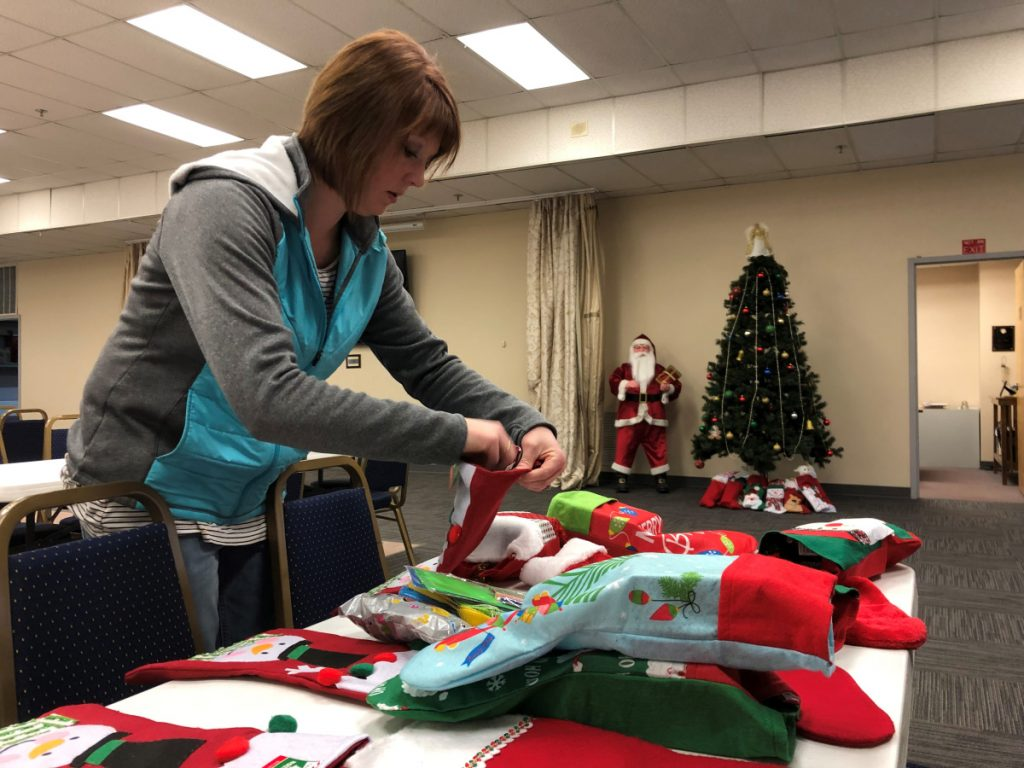 Free Christmas Dinner Near Me.Organizers Prepare For 12th Free Family Christmas Dinner In
