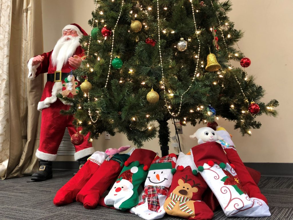 Organizers prepare for 12th free family Christmas dinner in
