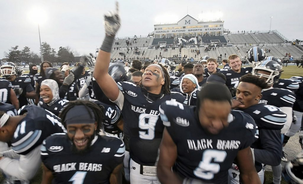 Maine football reached the Football Championship Subdivision semifinals.