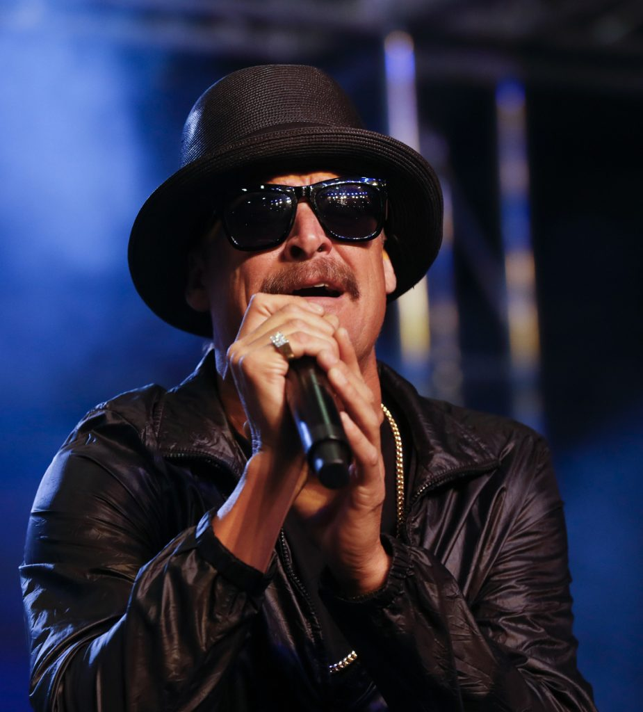 "Kid Rock says he regrets his choice of language on ""Fox & Friends,"" but not the sentiment."