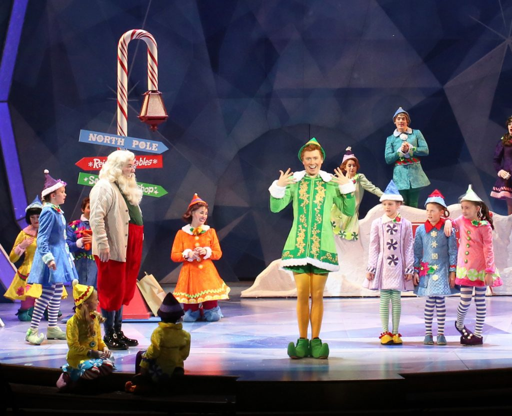 "Produced by the Ogunquit Playhouse, ""Elf The Musical"" will warm even the coldest of hearts."