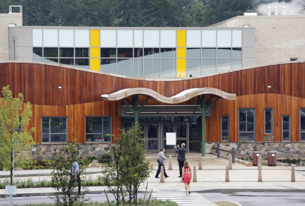 The new Sandy Hook Elementary School in Newtown, Conn., built to replace the one where 20 children and six educators were killed, was evacuated Friday – the sixth anniversary of the mass shooting – because of a bomb threat.