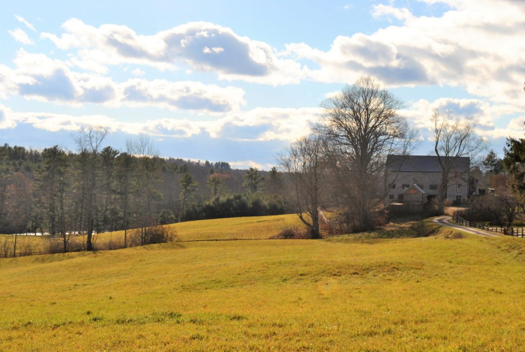 The Ecology School has purchased the 105-acre Riverbend Farm property at 184 Simpson Road in north Saco. The school's office is operating from a 1794 farmhouse on the property, and there are plans to break ground in the spring on a dormitory and dining hall, with completion expected in spring 2020.