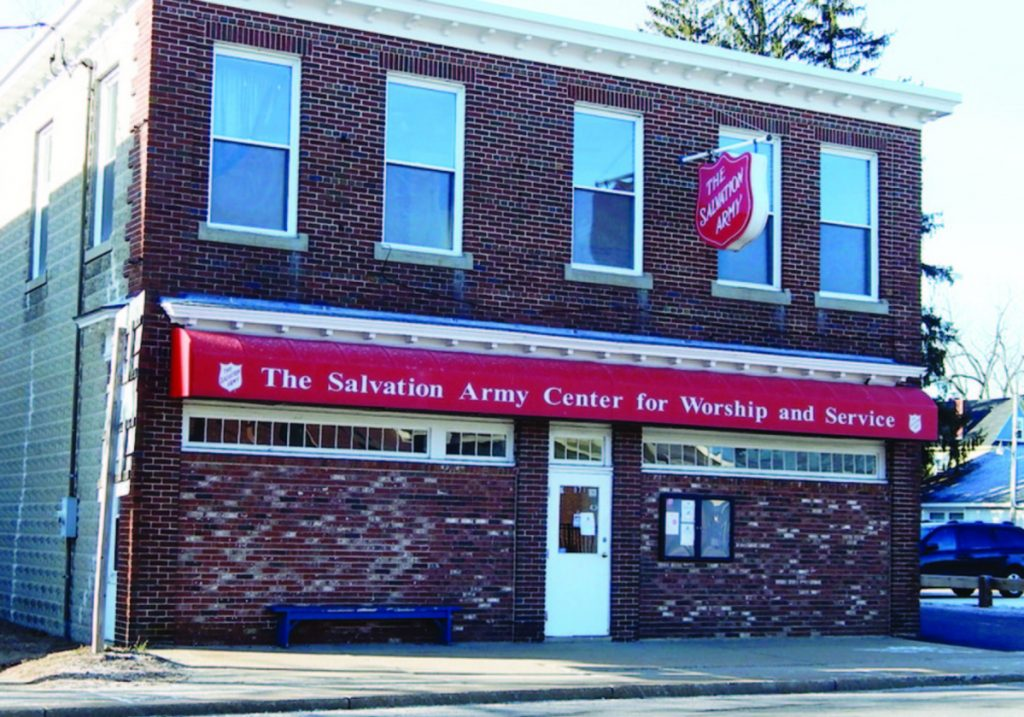A burglar broke into the Salvation Army office at 871 Main St. in Sanford over the Christmas holiday and took $1,700 donated by the public in holiday kettles to help those in need.