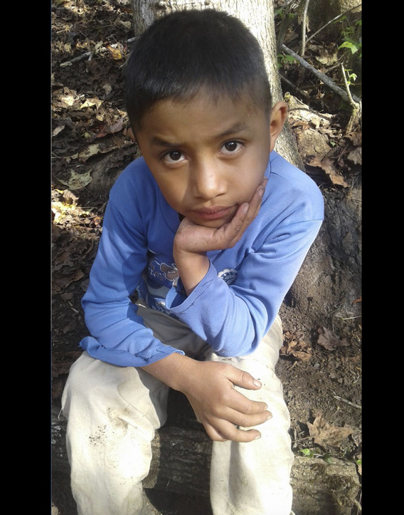 Felipe Gomez Alonzo, 8, died in U.S. custody at a New Mexico hospital on Christmas Eve.