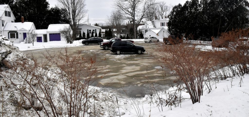 Franklin County commissioners have approved leasing the parking lot off Anson Street to the town of Farmington for year-round overnight parking. The lease is subject to the approval of Farmington residents at Town Meeting.