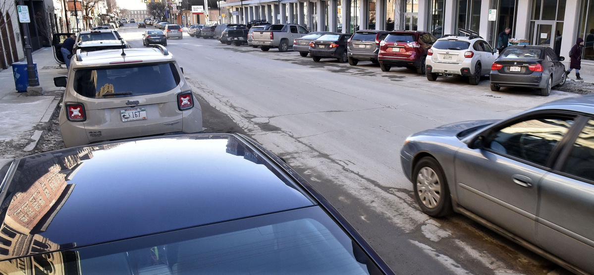 Waterville committee recommends increased parking fines